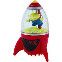 Disney Toy Story Little Green Alien Clock Radio