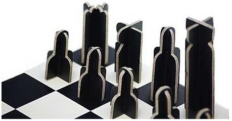 Do It Yourself Chess Set