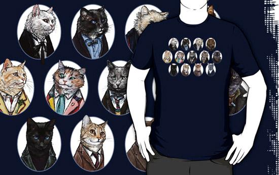 Doctor Mew Shirt