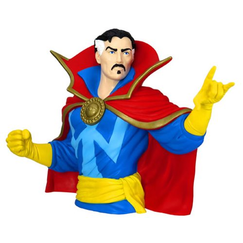 Doctor Strange Comic Vinyl Bust Bank
