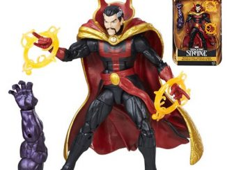 Doctor Strange Marvel Legends 6-Inch Masters of Magic Comic Doctor Strange Action Figure