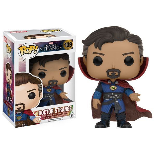 plane in the form of the Doctor Strange Movie Pop! Vinyl Figure