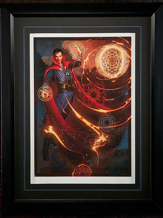 Doctor Strange Premium Art Print