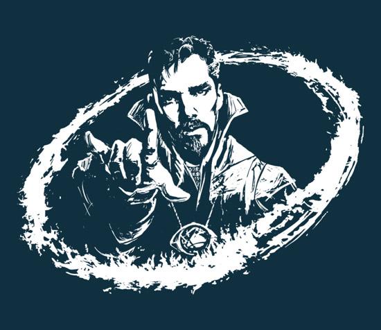 Doctor Strange Preventative Medicine Shirt