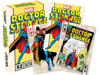 Doctor Strange Retro Playing Cards