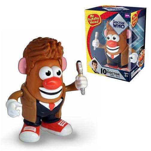 Doctor Who 10th Doctor Mr Potato Head