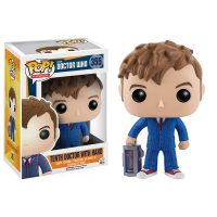 Doctor Who 10th Doctor with Hand Pop Vinyl Figure