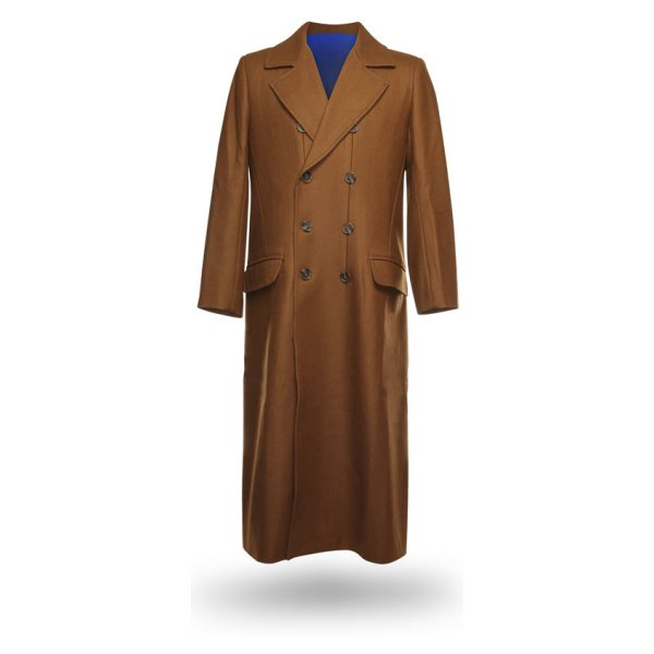 Doctor Who 10th Doctors Coat