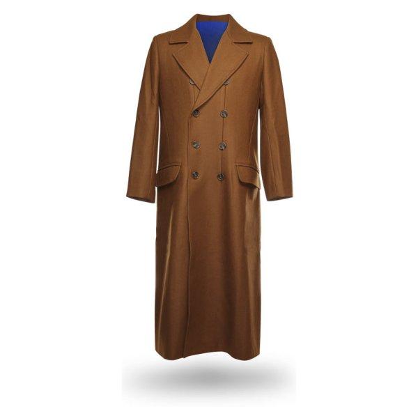 Doctor Who 10th Doctors Coat