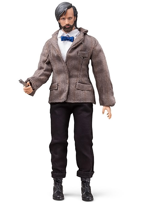 Doctor Who 11th Doctor Collectible Doll
