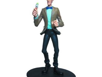 Doctor Who 11th Doctor Dynamix Vinyl Statue