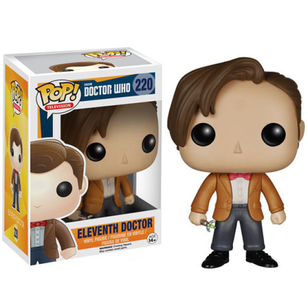 Doctor Who 11th Doctor Pop Vinyl Figure