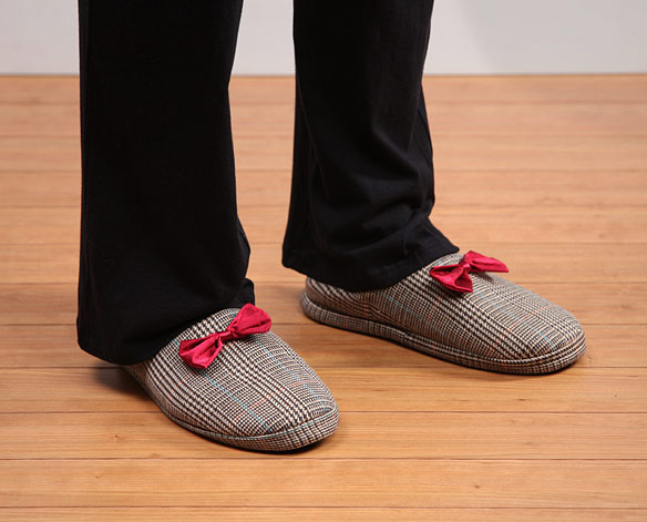 Doctor Who 11th Doctor Slippers
