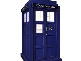 Doctor Who 11th Doctor TARDIS 1 6 Scale Replica