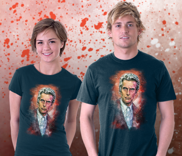 Doctor Who 12 Shirt