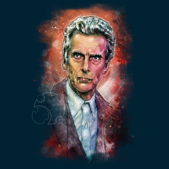 Doctor Who 12 T-Shirt