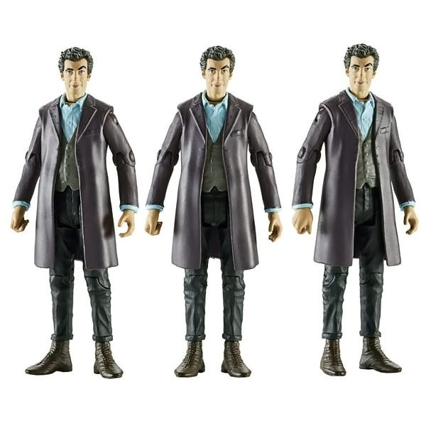 Doctor Who 12th Doctor Regenerated Action Figure