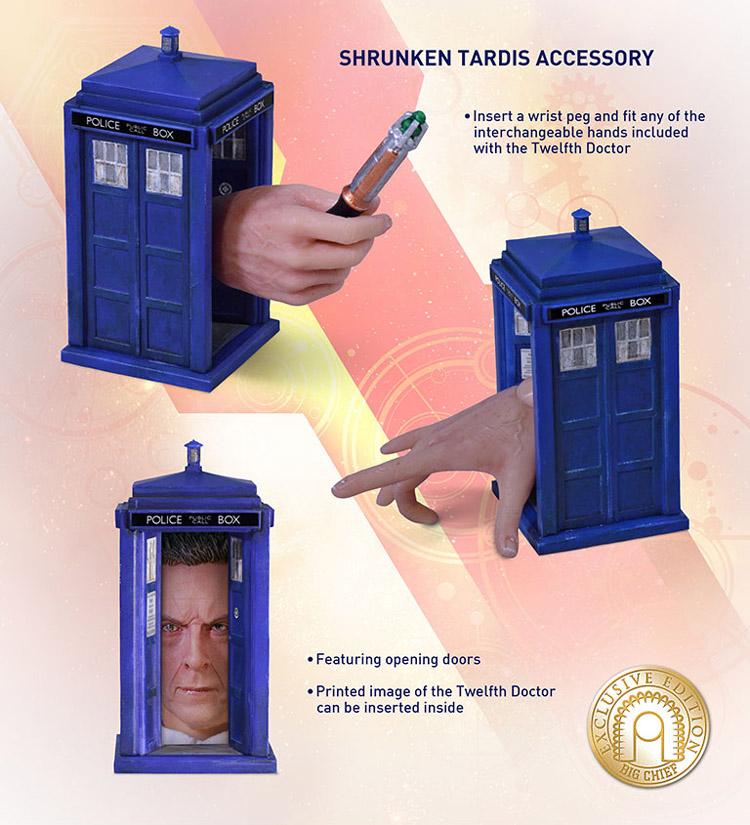 Doctor Who 12th Doctor Tardis Doctor Who 12th Doctor Series