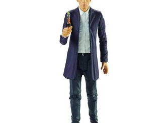 Doctor Who 12th Doctor in White Shirt 5-inch Action Figure