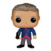 Doctor Who 12th Doctor with Spoon Pop Vinyl Figure