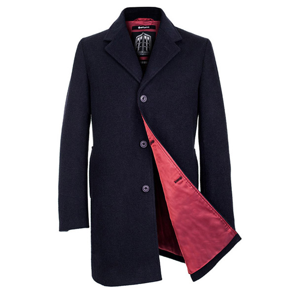 Doctor Who 12th Doctors Coat