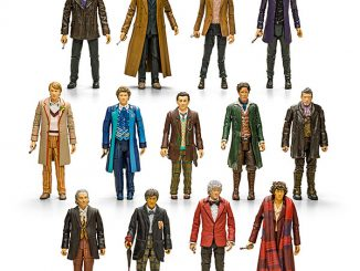 Doctor Who 13 Doctors Figure Set