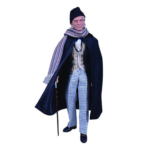 Doctor Who 1st Doctor 1 6 Scale Action Figure