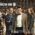 Doctor Who 2014 Calendar