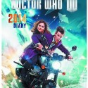 Doctor Who 2014 Daily Planner
