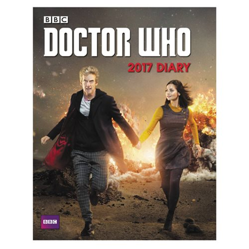 Doctor Who 2017 Diary