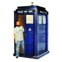 Doctor Who 3D Life Size TARDIS