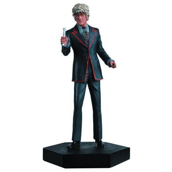 Doctor Who 3rd Doctor Figure