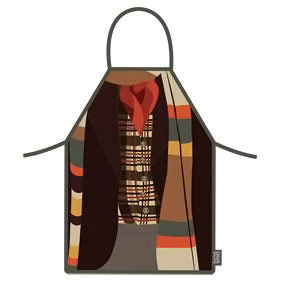 Doctor Who 4th Doctor Costume Apron
