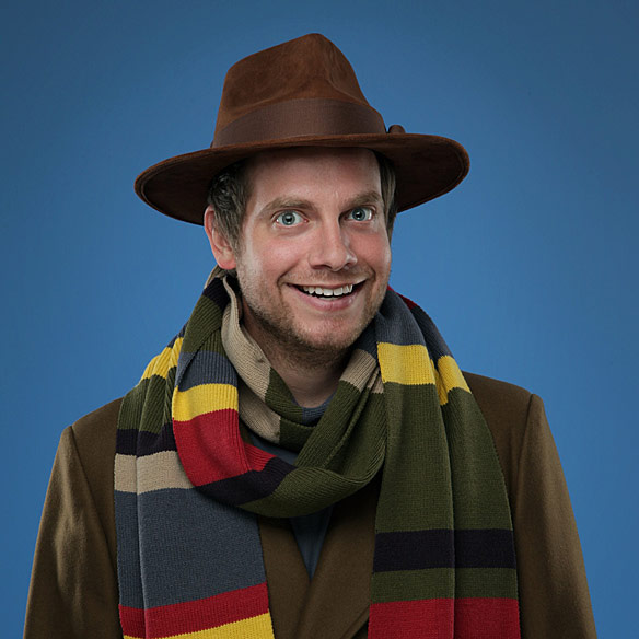 Doctor Who 4th Doctor Tom Baker Hat
