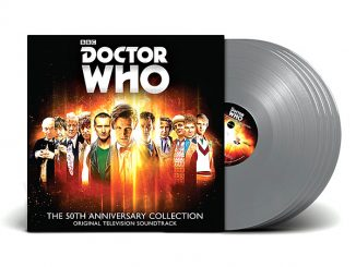 Doctor Who 50 Years in the TARDIS Vinyl Box Set