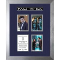 Doctor Who 50th Anniversary Eleventh Doctor Deluxe Framed Print