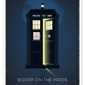 Doctor Who 50th Anniversary Poster