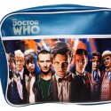 Doctor Who 50th Anniversary Retro 11 Doctors Bag