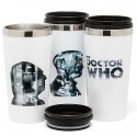 Doctor Who 50th Anniversary Travel Mug Set