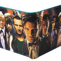 Doctor Who 50th Anniversary Wallet