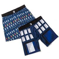 Doctor Who 8-Bit 2-Pack Boxer Briefs