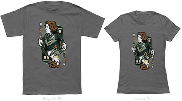 Doctor Who 8th of Hearts T-Shirts