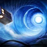 Doctor Who A Breach in the Vortex Poster
