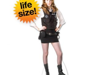 Doctor Who Amy Pond Cutout