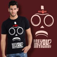 Doctor Who Are You My Mummy T-Shirt