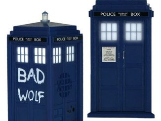 Doctor Who Bad Wolf TARDIS Wireless Bluetooth Speaker