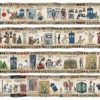 Doctor Who Baywheux Tapestry - small