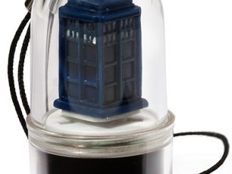 Doctor Who Cell Phone Alert Charm