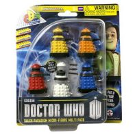 Doctor Who Character Builder Dalek Paradigm Micro Figure 5 Pack