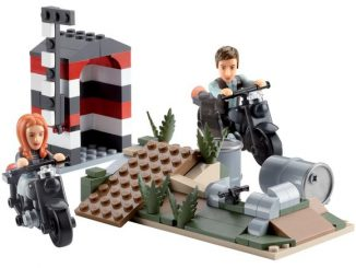 Doctor Who Character Building Mini Set Let's Kill Hitler
